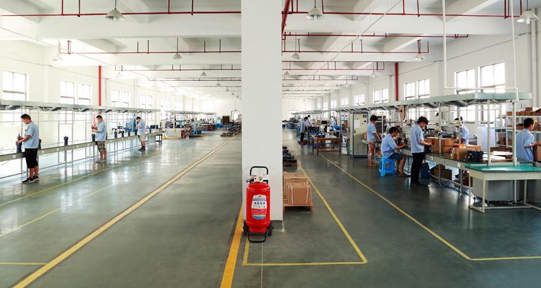 邦硕-标准化洁净生产